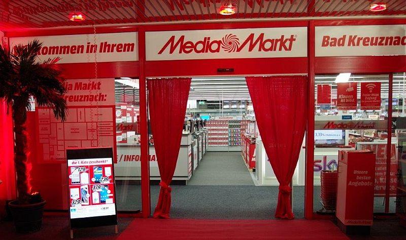 Amerikanischer Kühlschrank Media Markt : U media markt bad kreuznach feierte große neueröffnung