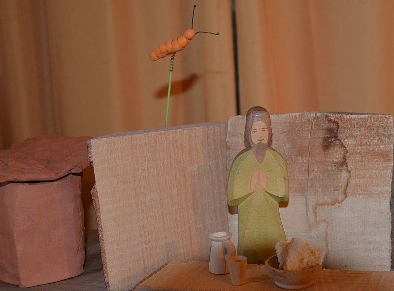 kreuzigung jesus kindgerecht erzählt