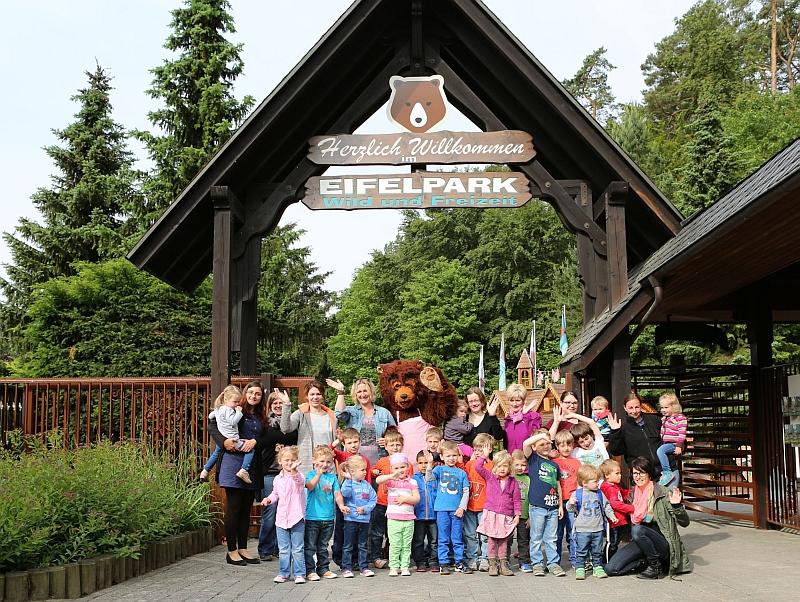 270615 - Eifelpark_Kindergruppe